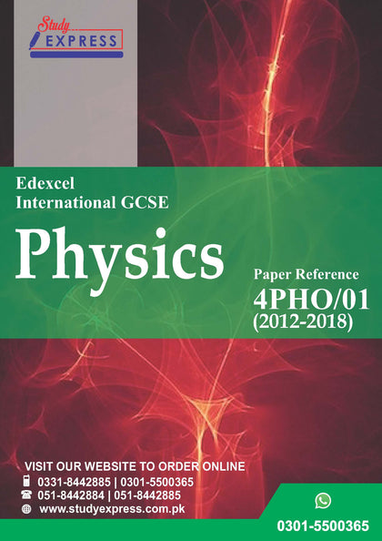 Edexcel IGCSE Physics – studyexpress