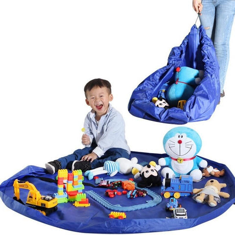 Portable Kids Toy Storage Bag - Frequent Needs