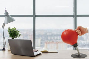 Stress Buster Desk Punching Bag