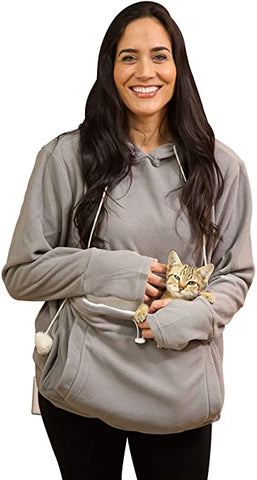 Image of Cat Hoodie Holder