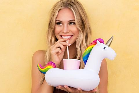 Mini Unicorn Cup Holder - Frequent Needs