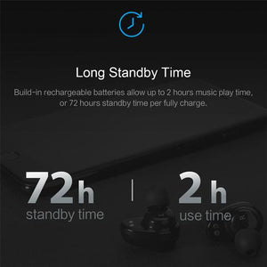 ROCK SPACE Bluetooth Earphones