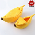 Banana Shape Pet Bed
