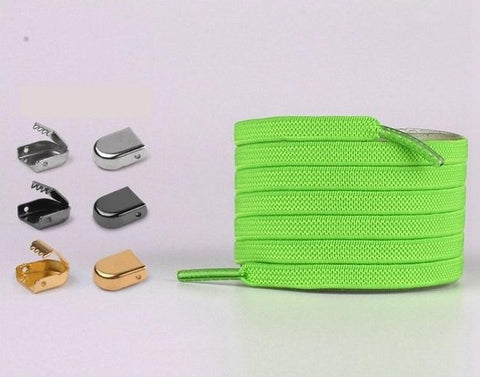Elastic No Tie Shoelace Lock