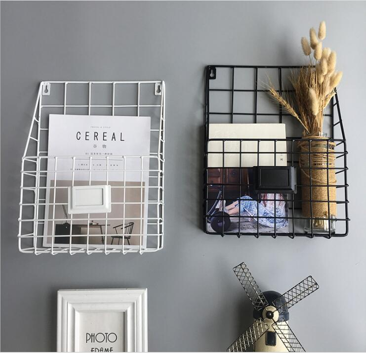 Wall Metal Book Case Hanger - Frequent Needs