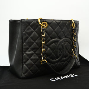 Chanel Medium Shopping Tote - SOLD