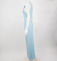 Prada Gold Saffiano Leather Wallet