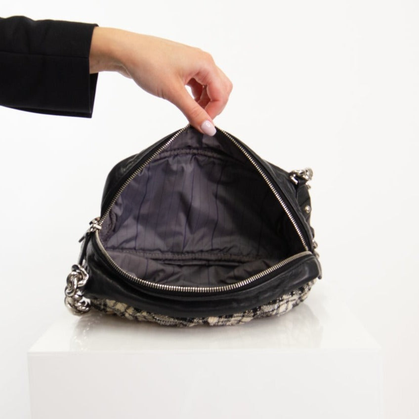 Dorothee Schumacher Pewter Top - Size S