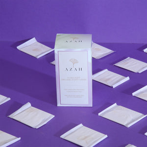 Azah Organic Panty Liners (40 Liners)
