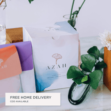 Azah Organic Sanitary Pads | Free delivery all over India