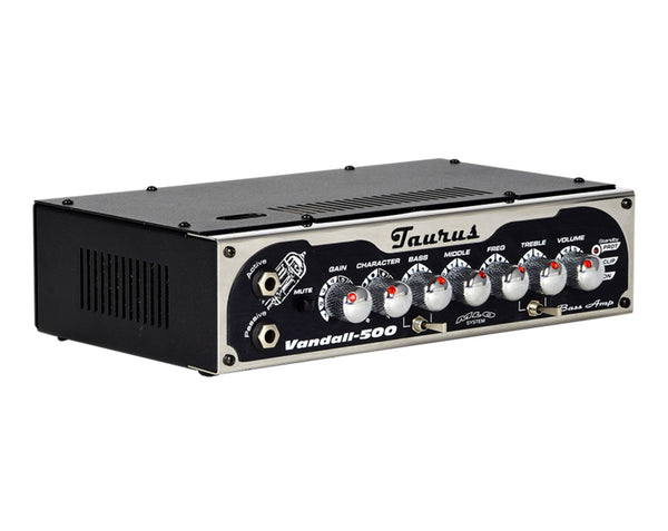 Vandall 500 Bass Amplifier (Tube & Solid State)