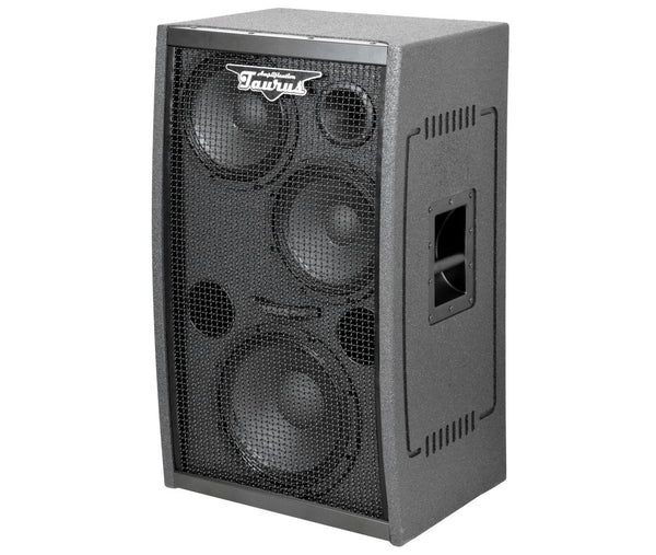 Bass Speaker Cabinet TH-1210 600Watt 1x12''+2x10