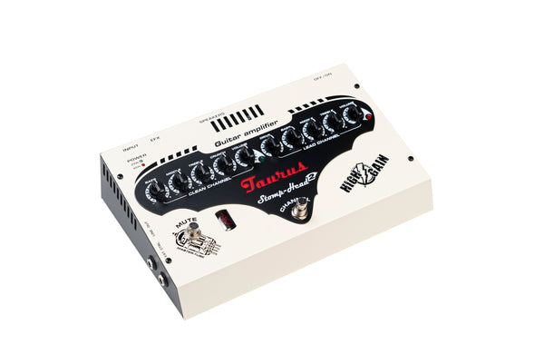 Tube Amp Stomp-Head 2 High Gain 60Watt