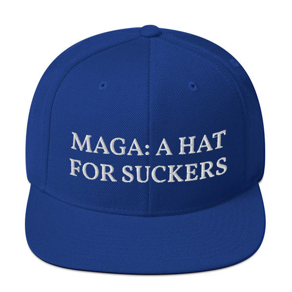MAGA: A Hat For Suckers