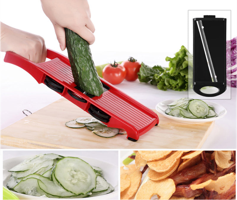Plastic Vegetable Fruit Slicer