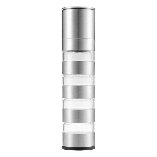 Pepper Mill Grinder 2 in 1 Stainless Steel - Kitchen Things Plus