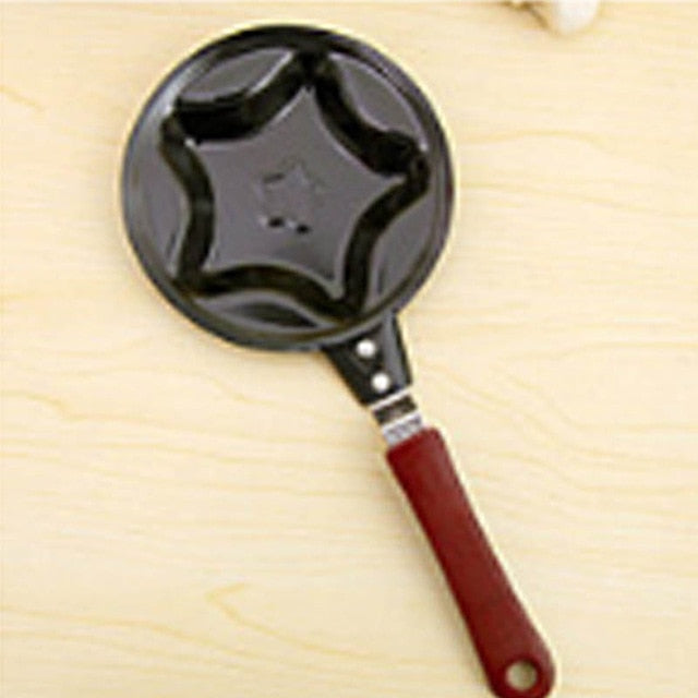 Mould Pans Nonstick Stainless Mini Frying Pans