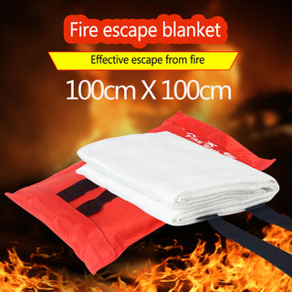 Fire Blanket Emergency Blanket 1M x 1M