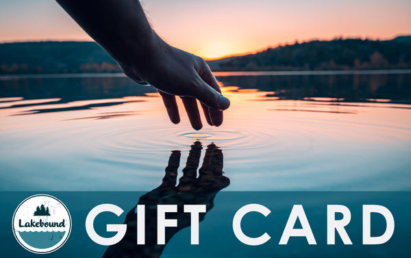 Lakebound Gift Card