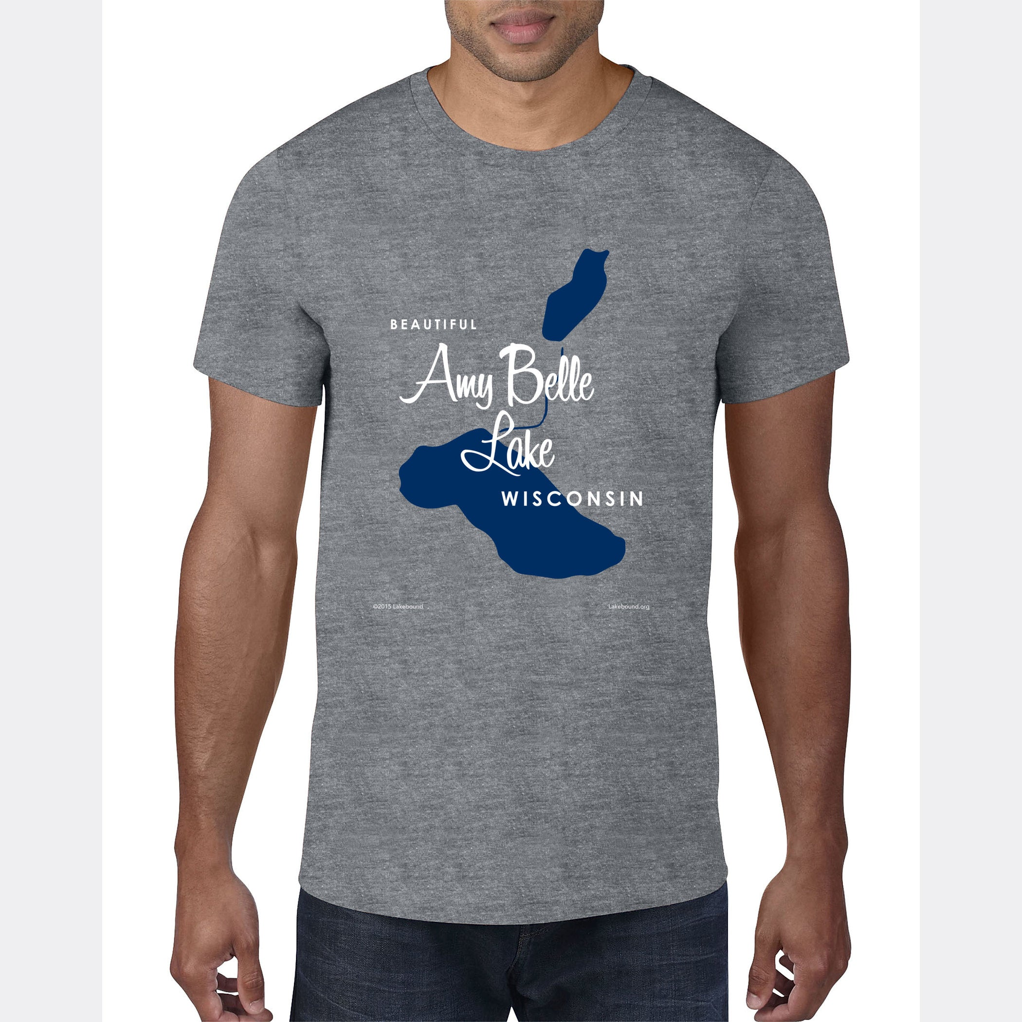 Amy Belle Lake Wisconsin, T-Shirt