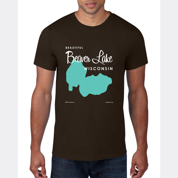 Beaver Lake Wisconsin, T-Shirt