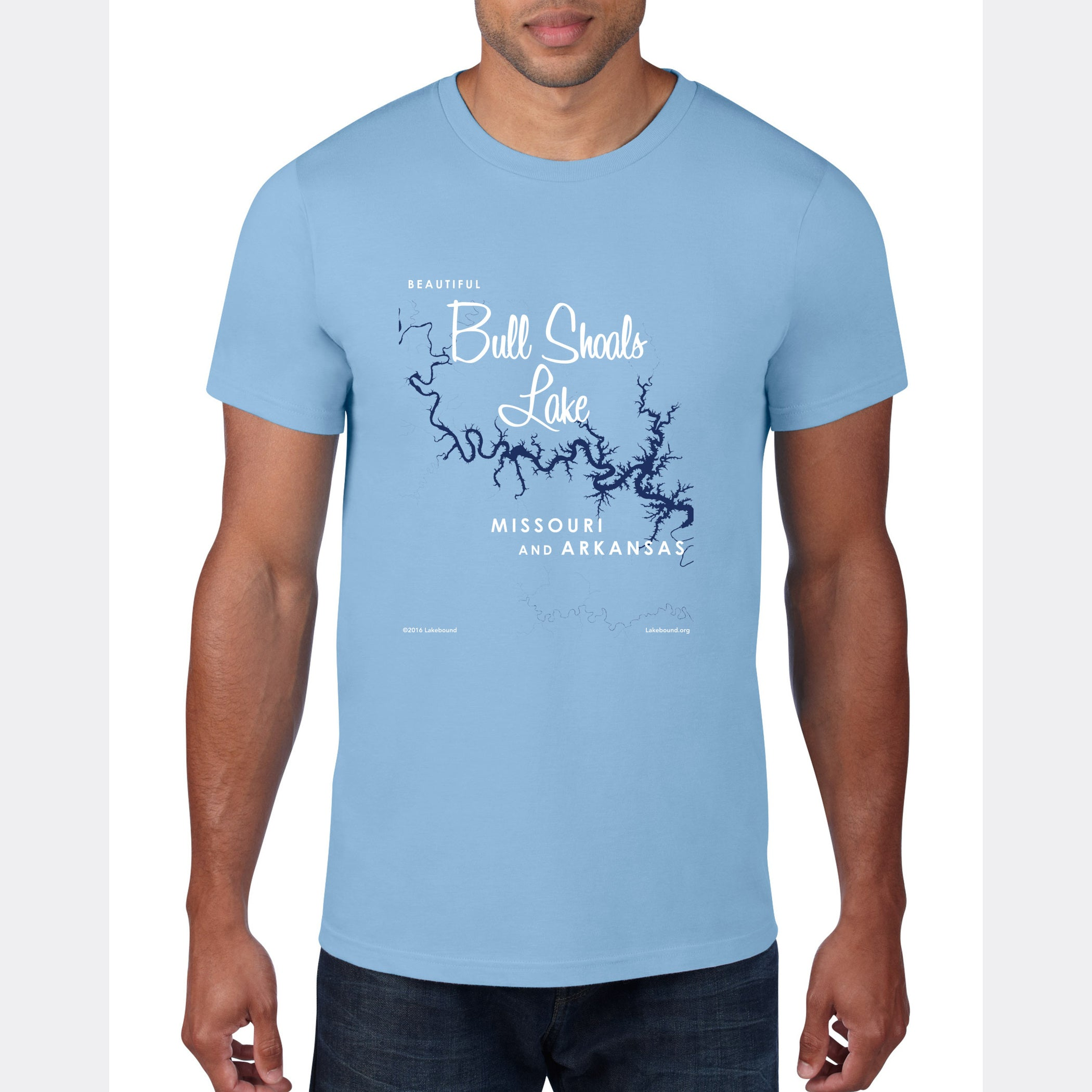 Bull Shoals Lake Missouri Arkansas, T-Shirt