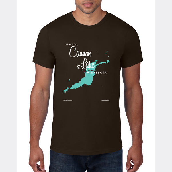 Cannon Lake Minnesota, T-Shirt