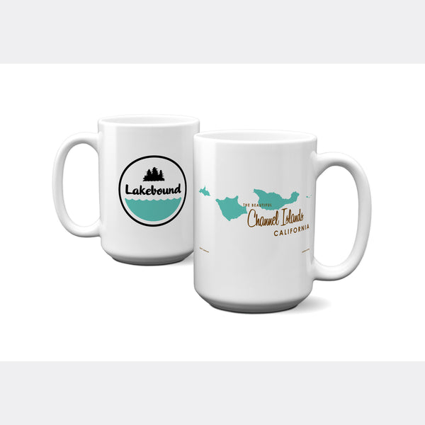 Channel Islands California, 15oz Mug