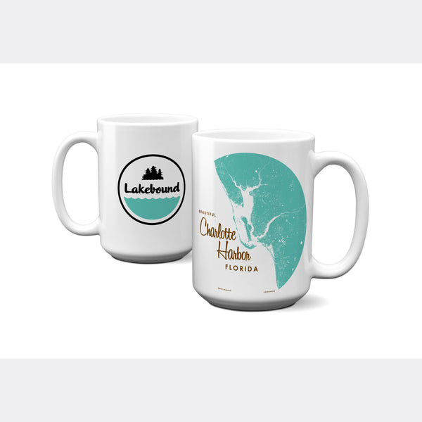 Charlotte Harbor Florida, 15oz Mug
