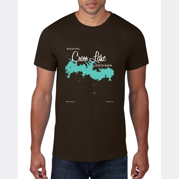 Cross Lake Louisiana, T-Shirt