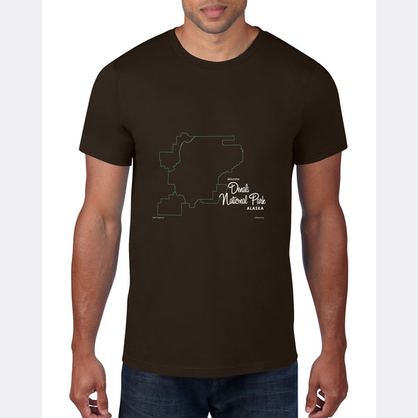 Denali National Park Alaska, T-Shirt