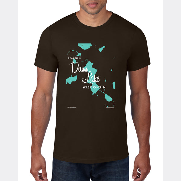 Dunn Lake Wisconsin, T-Shirt
