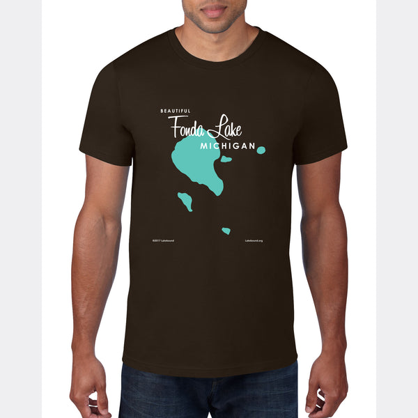 Fonda Lake Michigan, T-Shirt