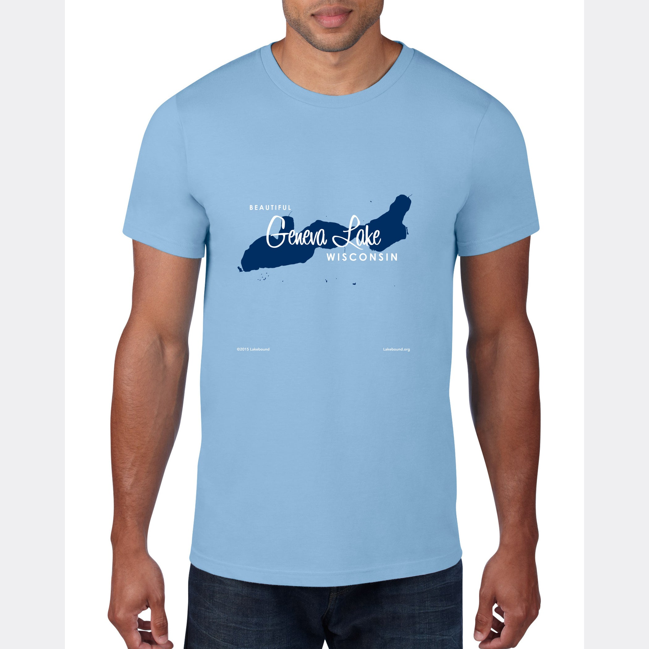 Geneva Lake Wisconsin, T-Shirt