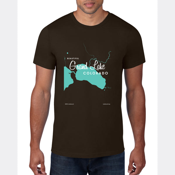 Grand Lake Colorado, T-Shirt