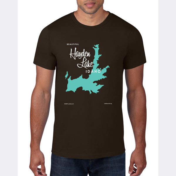 Hayden Lake Idaho, T-Shirt