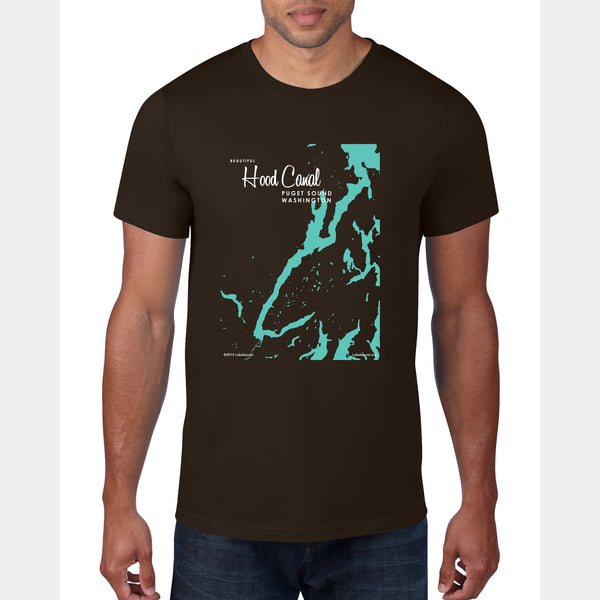Hood Canal Washington, T-Shirt