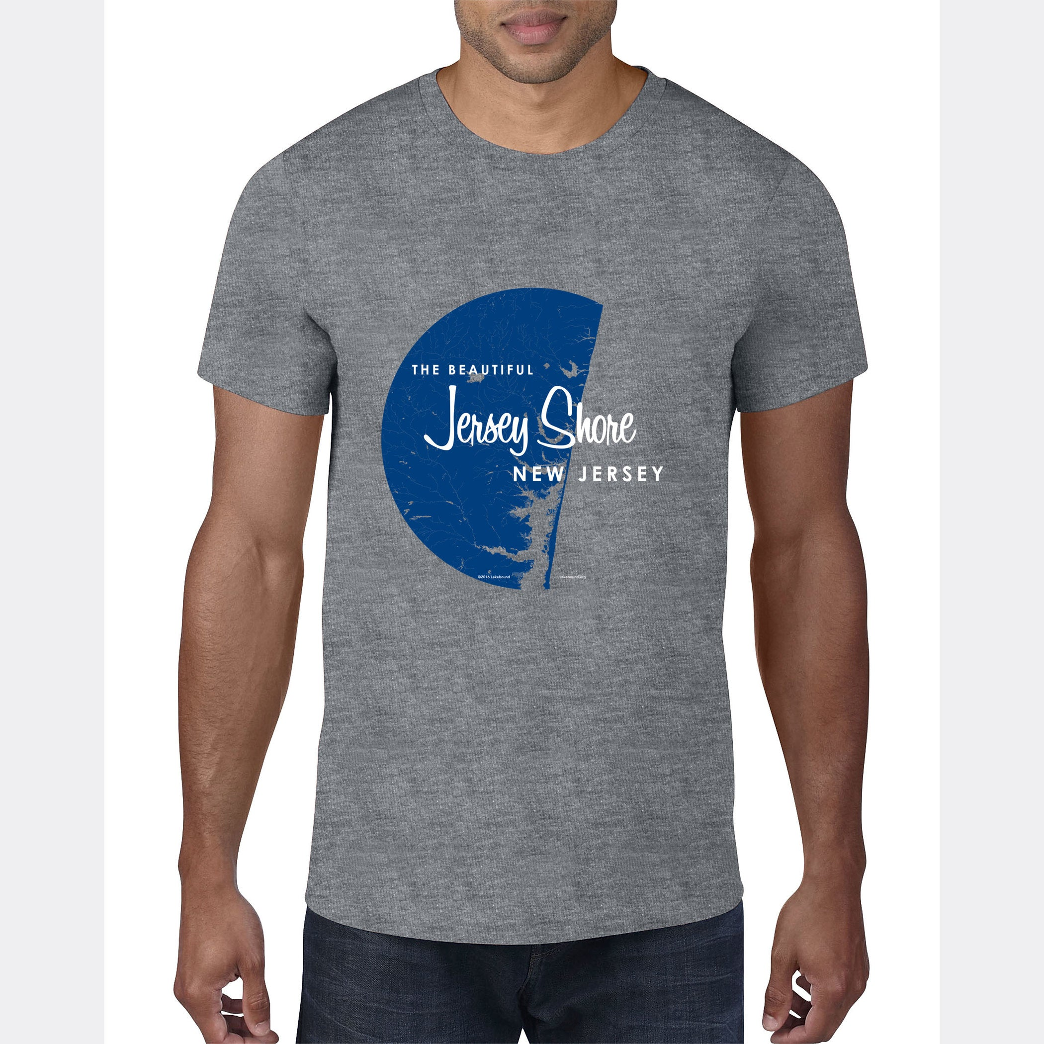 Jersey Shore New Jersey, T-Shirt