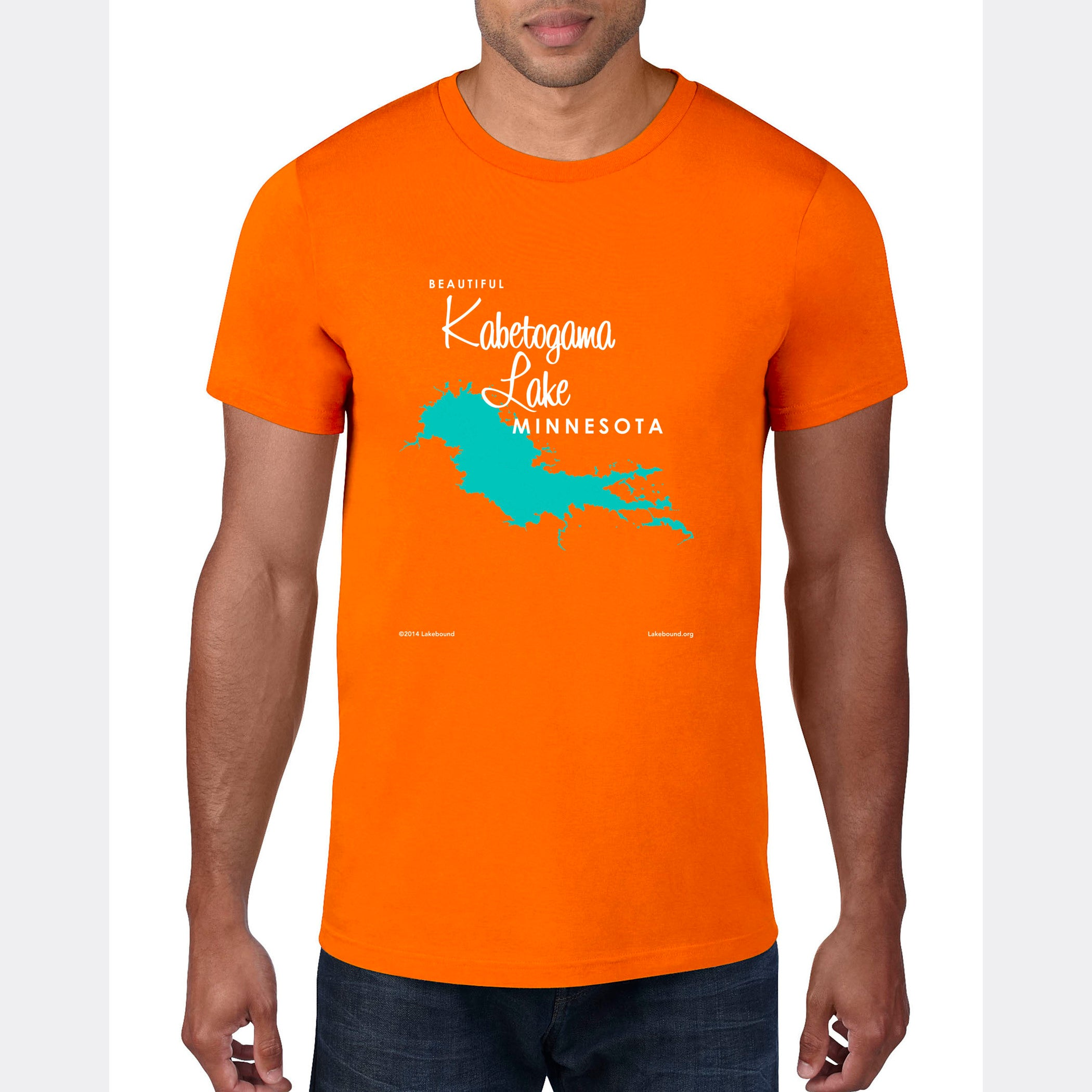 Kabetogama Lake Minnesota, T-Shirt