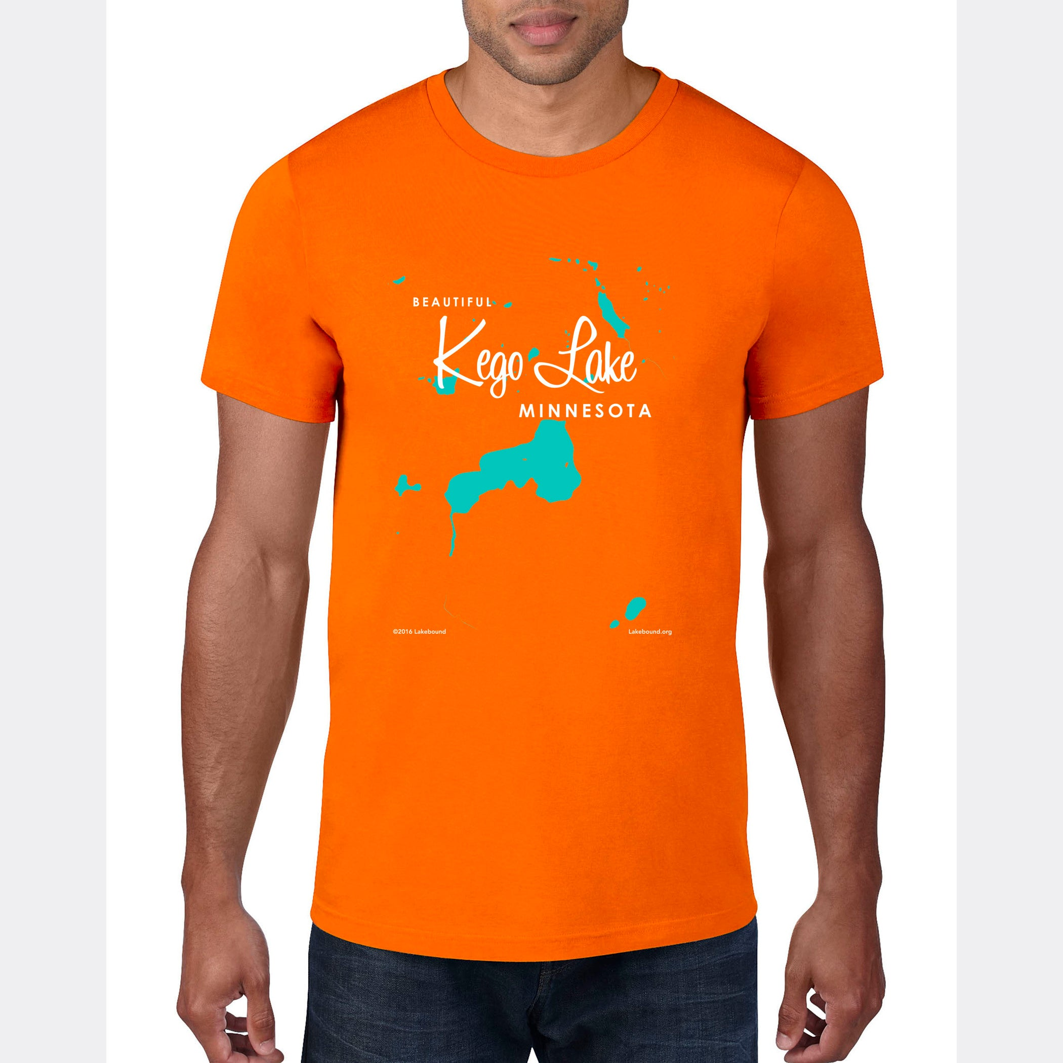 Kego Lake Minnesota, T-Shirt