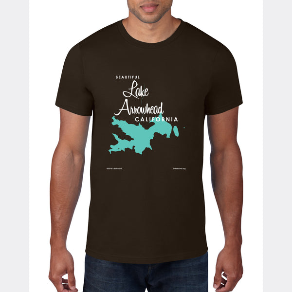 Lake Arrowhead California, T-Shirt