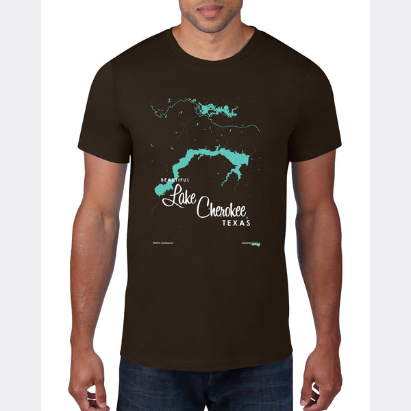 Lake Cherokee Texas, T-Shirt