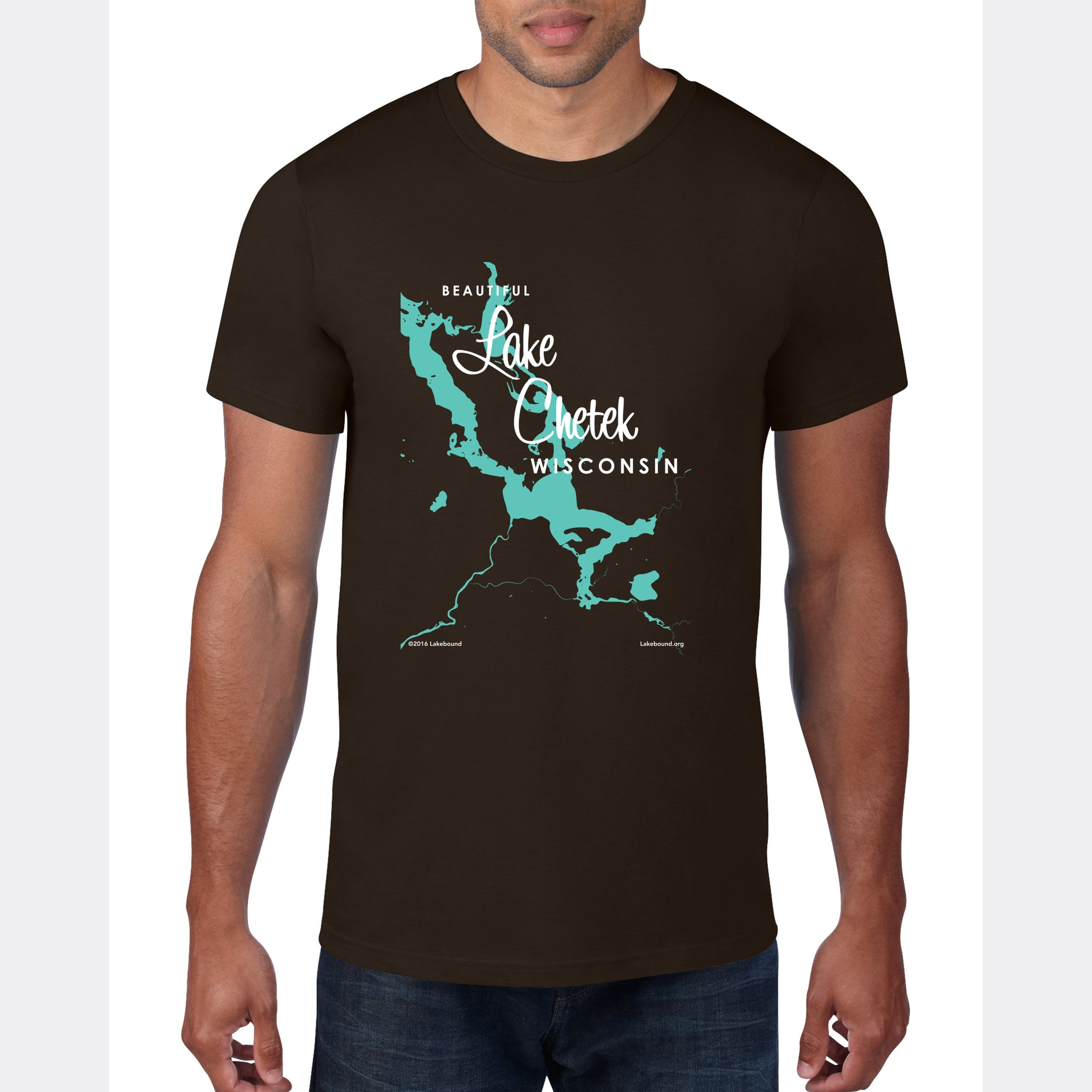 Lake Chetek Wisconsin, T-Shirt