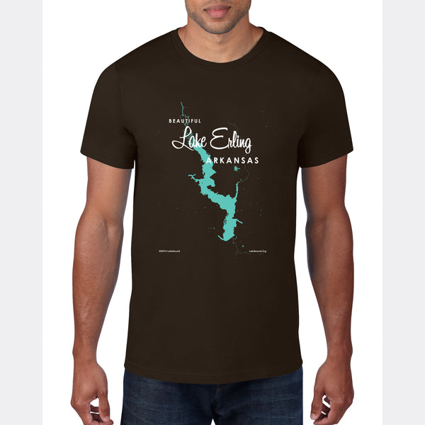 Lake Erling Arkansas, T-Shirt