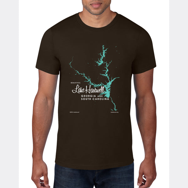 Lake Hartwell, T-Shirt