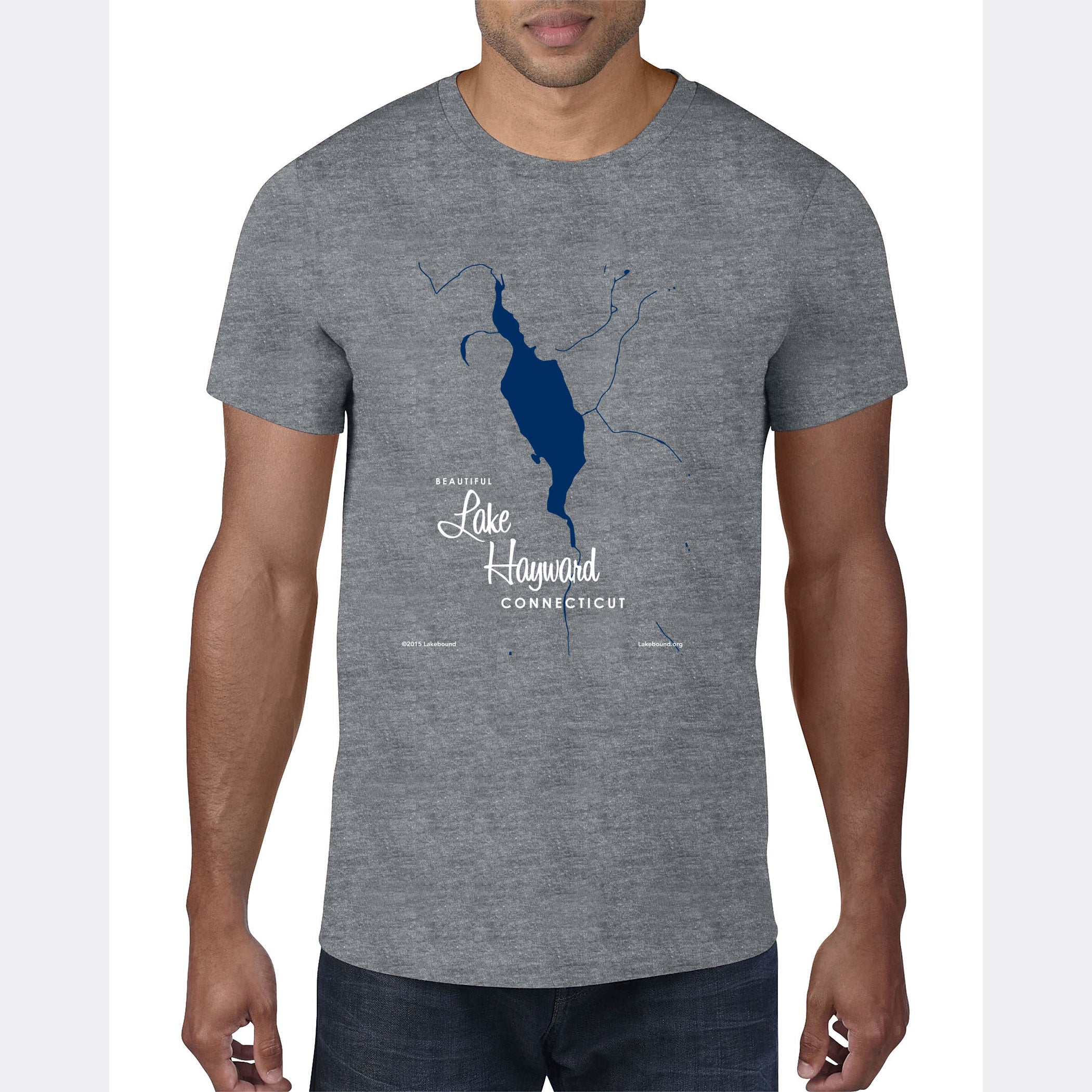Lake Hayward Connecticut, T-Shirt