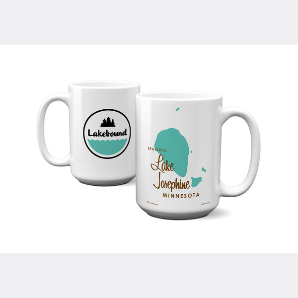 Lake Josephine Minnesota, 15oz Mug