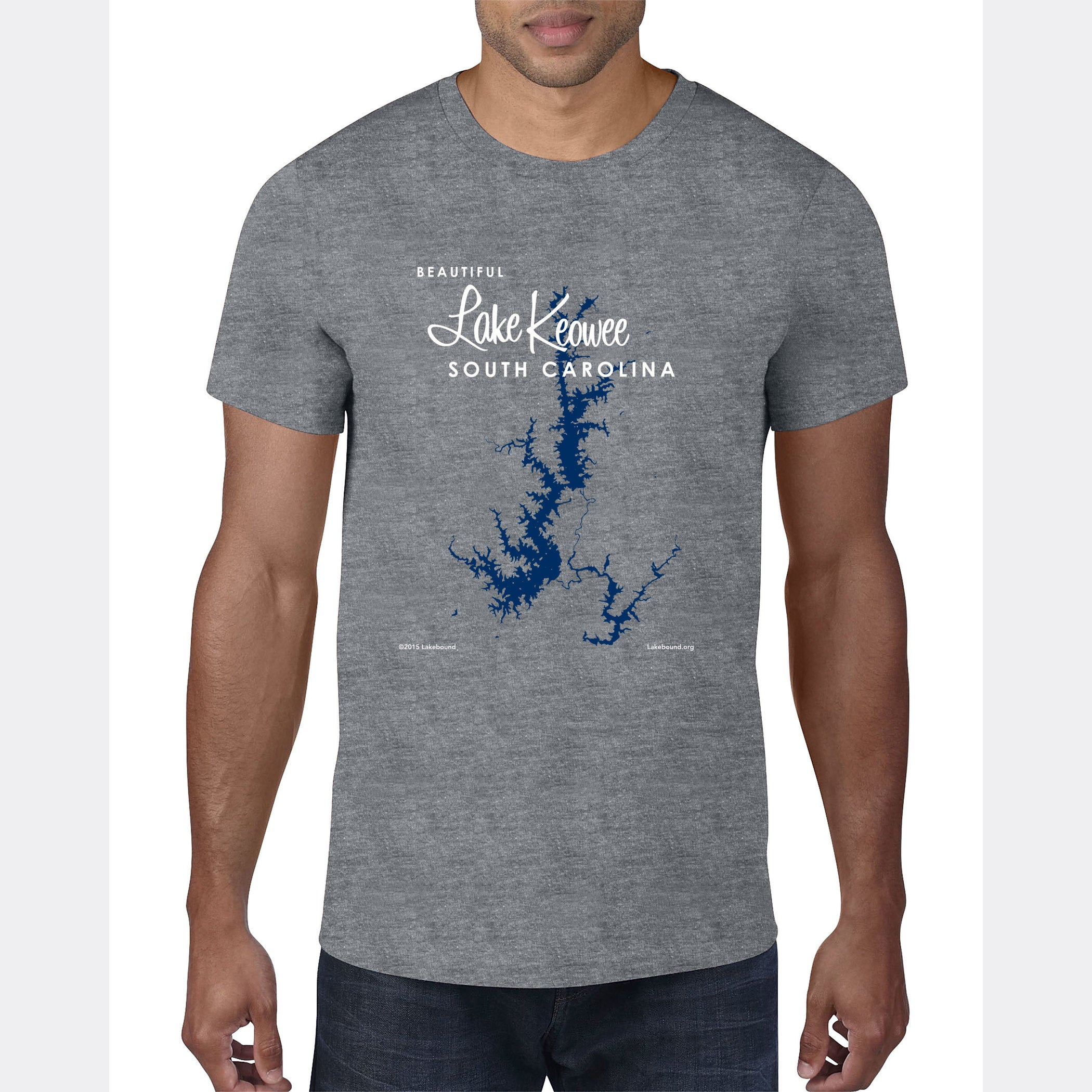 Lake Keowee South Carolina, T-Shirt Map Art on topo map of lake wateree, topo map of lake murray, topo map of lake lanier, topo map of lake chatuge, topo map of smith mountain lake, topo map of dale hollow lake, topo map of lake of the ozarks,