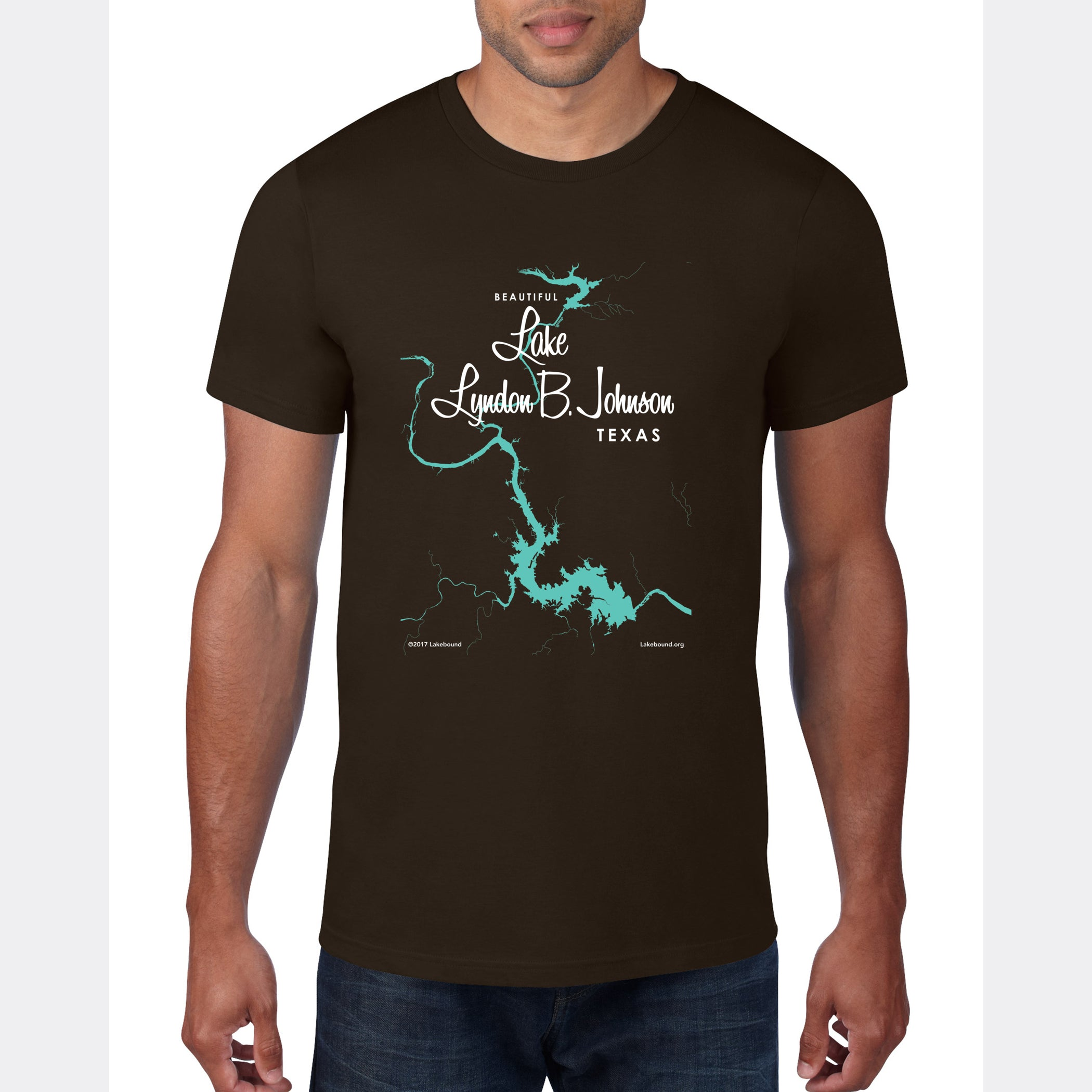 Lake LBJ Texas, T-Shirt