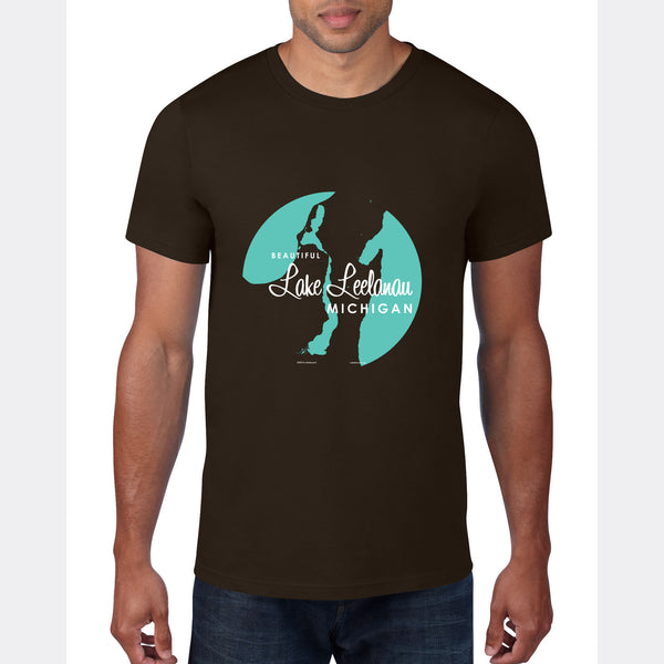 Lake Leelanau Michigan, T-Shirt